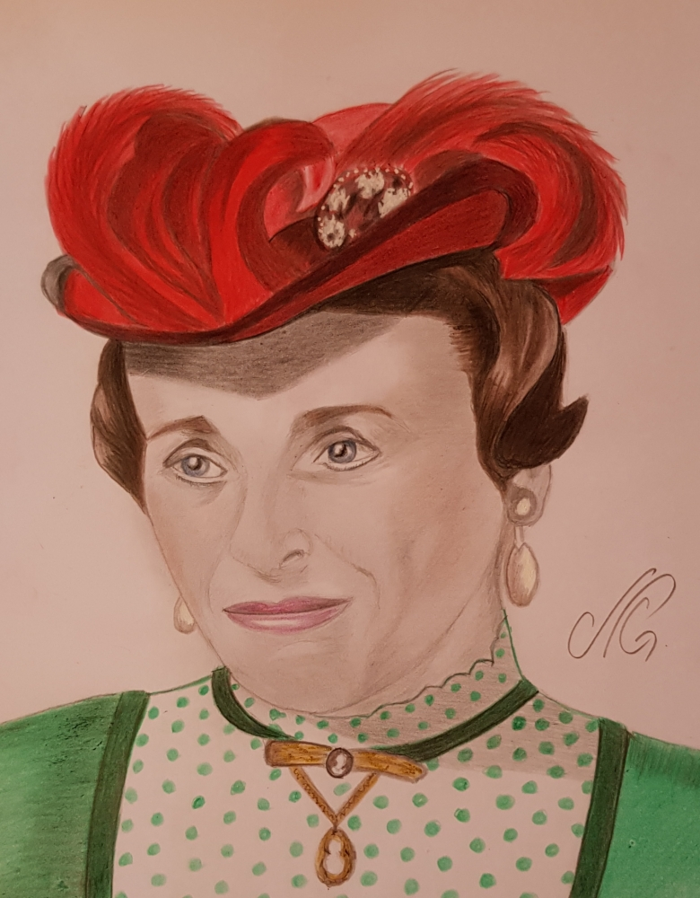 Katherine MacGregor by Nicky08